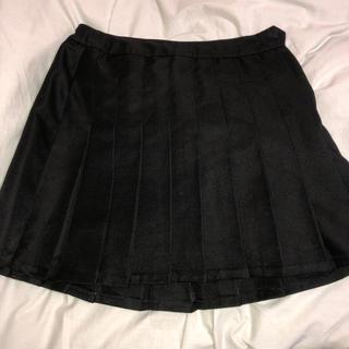 WEGO - wego 黒プリーツスカート