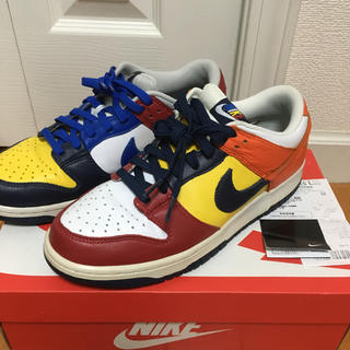 NIKE - nike dunk low what the