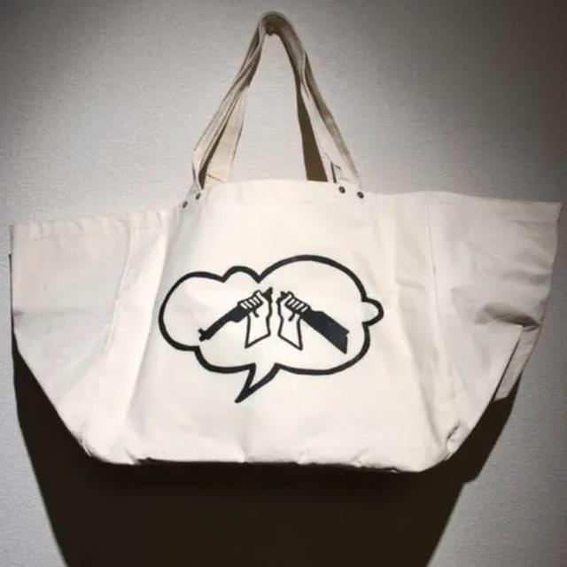 Paul Harnden(ポールハーデン)のポールハーデン*ビッグトートバッグ レディースのバッグ(トートバッグ)の商品写真