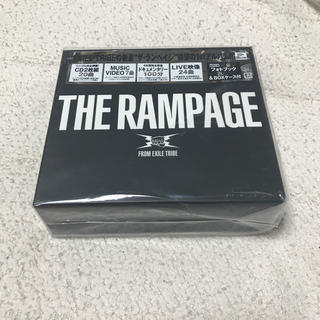 THE RAMPAGE - THE RAMPAGE 1stアルバム
