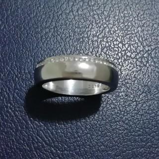 K18WG ホワイトゴールドリング(リング(指輪))