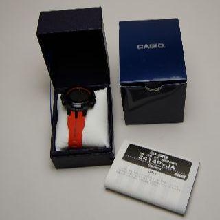 カシオ(CASIO)のCASIO ソーラーアウトドア用 時計 電池切れ ジャンク品(その他)