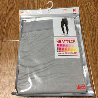 UNIQLO - ユニクロ ヒートテック タイツ Mサイズ メンズ