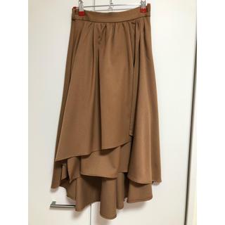 INGNI - INGNI 巻きスカート風ロングスカート