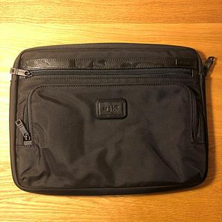 トゥミ(TUMI)のうまちゃん様専用 tumi wjkコラボクラッチバック(セカンドバッグ/クラッチバッグ)