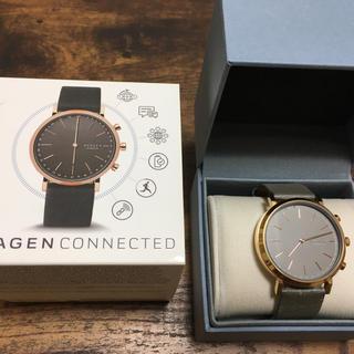 スカーゲン(SKAGEN)のスカーゲン スマートウォッチ(腕時計)