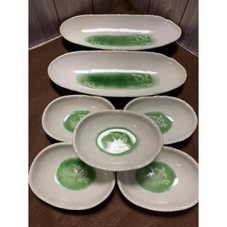 ハナエモリ(HANAE MORI)の小鉢 & 長皿セット HANAE MORI(食器)