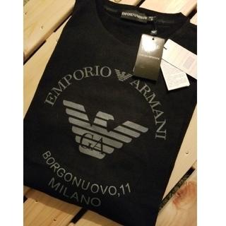 エンポリオアルマーニ(Emporio Armani)の《新入荷/限定1名様展示品価格》EMPORIO ARMANI★海外限定モデル!(Tシャツ/カットソー(七分/長袖))