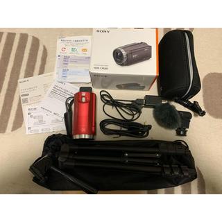 SONY - SONY CX680 ビデオカメラ