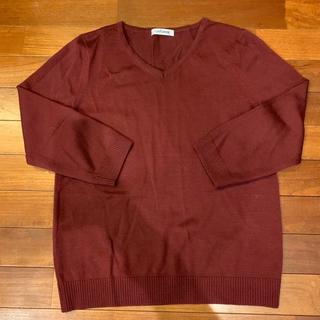 ニューヨーカー(NEWYORKER)のニューヨーカーの七分袖丈ニット(ニット/セーター)
