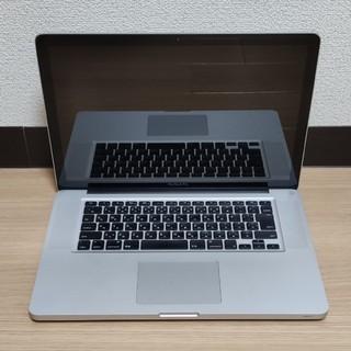 ジャンク Macbook pro 2011 15インチ(ノートPC)