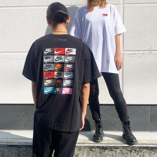 NIKE - Lサイズ ナイキ ISPA Tシャツ 黒 NIKE ISPA