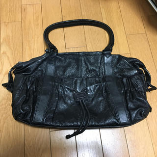 BURBERRY - Burberry prosum レザー ギャザーバッグ bag london