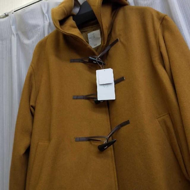 ViS(ヴィス)の新品VISダッフルコート レディースのジャケット/アウター(ダッフルコート)の商品写真