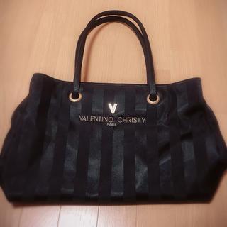 Victoria's Secret - ヴァレンティノ ストライプトートバッグ