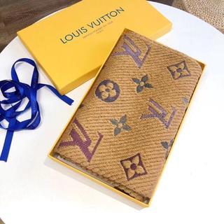 LOUIS VUITTON - LouisVuitton マフラー ルイ.ヴィトン