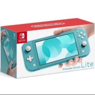 Nintendo Switch - 「Nintendo Switch  Lite ターコイズ」  スイッチライト