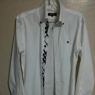 バーバリーブラックレーベル(BURBERRY BLACK LABEL)のバーバリーブラックレーベル、長袖シャツ(シャツ)