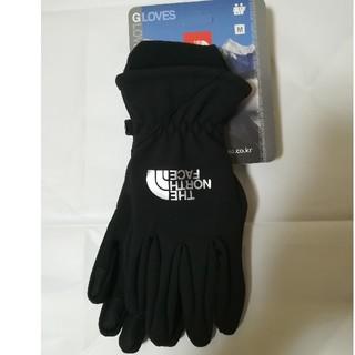 ザノースフェイス(THE NORTH FACE)の(M)ノースフェイス&グローブ タッチパネル対応(手袋)