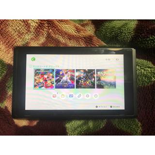 Nintendo Switch - ニンテンドースイッチ 本体のみ 液晶 SWITCH switch 画面