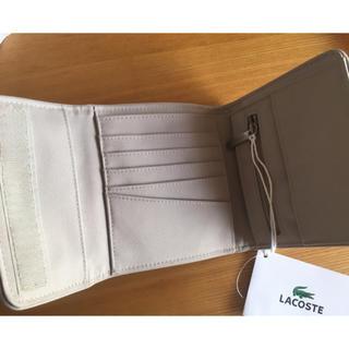 ラコステ(LACOSTE)のLACOSTE*財布 (折り財布)