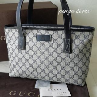 Gucci - 【新品未使用品 正規品】グッチ トートバッグ PVC