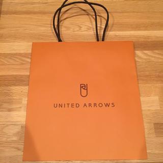 ユナイテッドアローズ(UNITED ARROWS)のUNITED ARROWS 紙袋 手提げ袋 ショップ袋(ショップ袋)