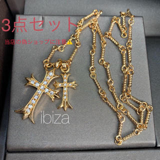 Chrome Hearts - 22k CHROME HEARTS クロムハーツ 好き✨