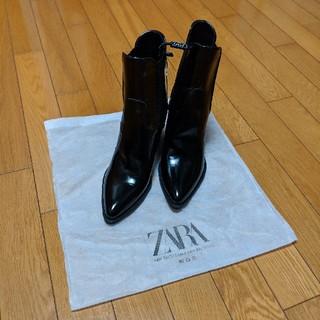 ZARA - ザラのブーツ