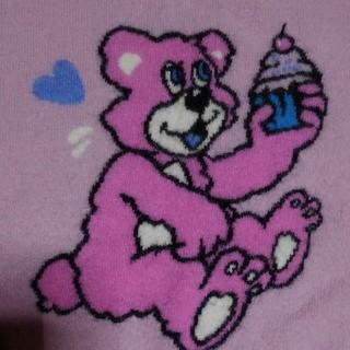 キャンディーストリッパー(Candy Stripper)のキャンスパ  セーター(ニット/セーター)