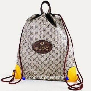 Gucci - ◆15日まで限定価格◆日本完売コレクション品2019SSグッチリュック☆正規品