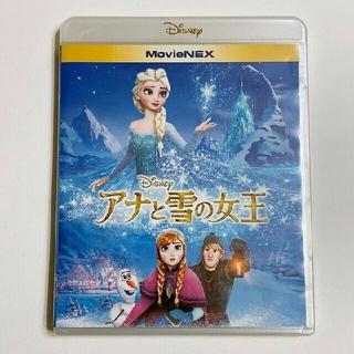 アナと雪の女王 - 新品♡ディズニー/アナと雪の女王 ブルーレイ 正規ケース付き【販売終了・廃盤品】