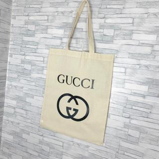 Gucci - グッチトートバック ノベルティー 通勤 通学 ランチバック