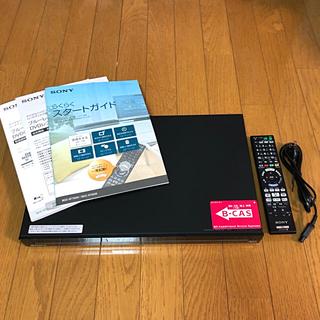 SONY - 【完動品】ソニー ブルーレイディスクレコーダー BDZ-AT750W