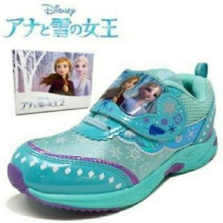 Disney - 【新品】18cm アナと雪の女王2 スニーカー