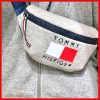トミーヒルフィガー(TOMMY HILFIGER)のトミーヒルフィガー ウエストバッグ【購入時コメント不要です】(ボディバッグ/ウエストポーチ)