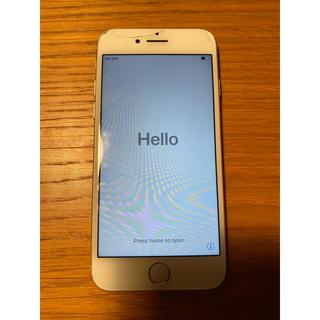 iPhone - iPhone7 32GB SIMフリー シルバー