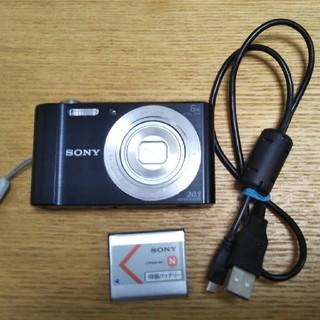 SONY - ソニーSONY デジカメ サイバーショット DSC-W810