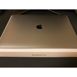 Apple - MacBook Pro 2019 15インチ core i9 32GBメモリ
