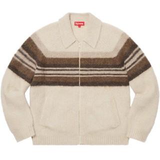 シュプリーム(Supreme)の【専用】Supreme Brushed Wool Zip Up Sweater(ニット/セーター)