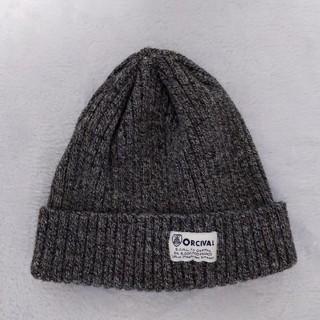 オーシバル(ORCIVAL)のニット帽(ニット帽/ビーニー)