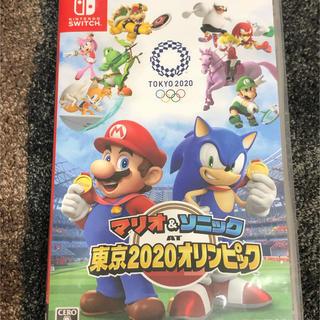 Nintendo Switch - マリオ&ソニック AT 東京2020オリンピックTM Switch