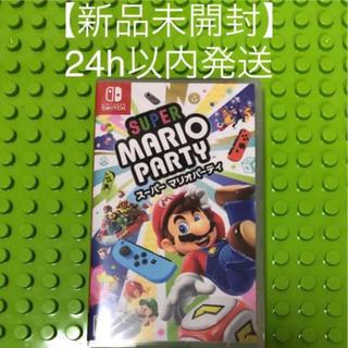 Nintendo Switch - 【新品】スイッチ Switch スーパーマリオパーティ 任天堂