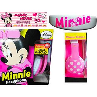 Disney - ミニー ヘッドフォン