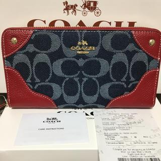 COACH - 即日発送 coach長財布53769 正規品 新品
