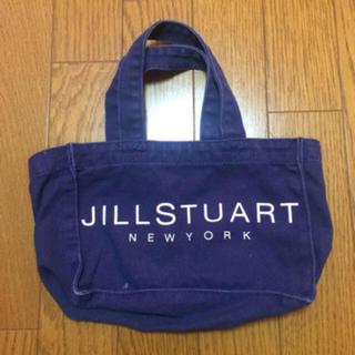 ジルスチュアートニューヨーク(JILLSTUART NEWYORK)のジルスチュアート ランチバッグ(トートバッグ)