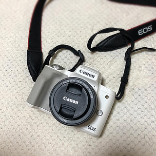 Canon - Canon EOS kiss M ダブルズームレンズセット+単焦点レンズ付
