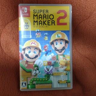 Nintendo Switch - 中古 スーパーマリオメーカー2 Switch