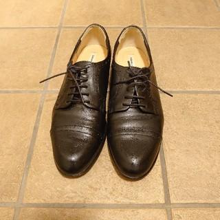 オデットエオディール(Odette e Odile)のOdette e Odile 革靴 ローファー 黒(ローファー/革靴)