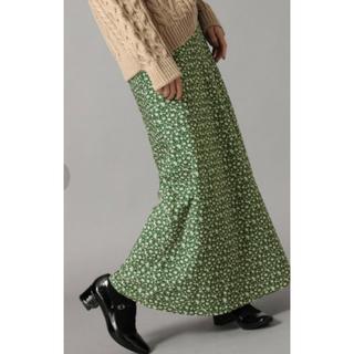 LOWRYS FARM - ローリーズファーム 小花柄ロングスカート
